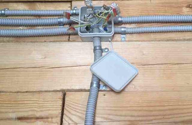 Технология монтажа электропроводок в трубах диплом