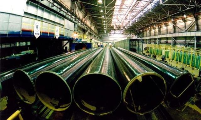 Технология изготовления металлических труб
