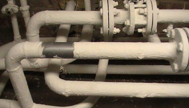 Технология изоляции трубопроводов труб