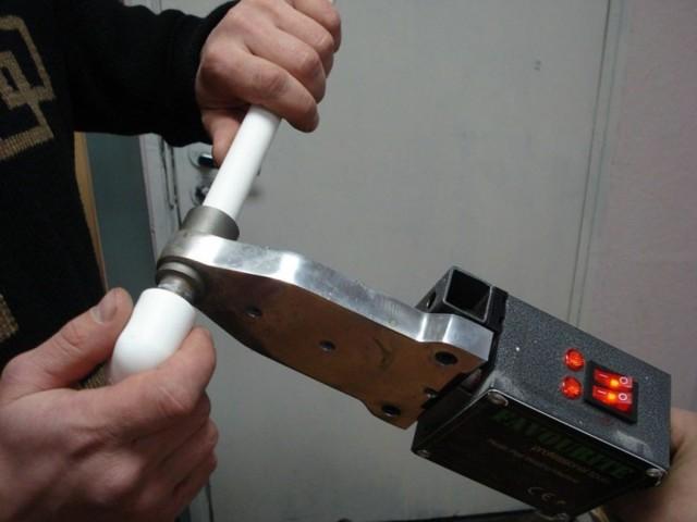 Технология пайки металлопластиковых труб
