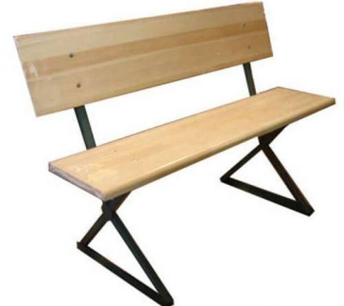 Сварить скамейку из профильной трубы со спинкой своими руками