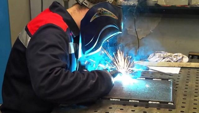 Ручная аргонодуговая сварка технологических трубопроводов