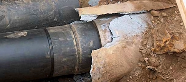 Технология прокладки трубопровода из стальных труб