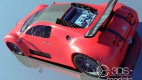 3d модели фитингов dwg