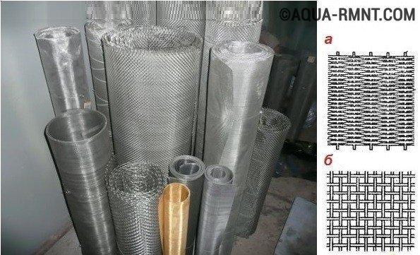 Фильтр для скважины своими руками пластиковая труба 125 мм для скважины