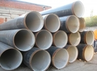 Труба стальная в вус изоляции 219
