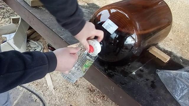 Как заменить фитинг в пивном кеге