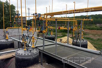 Технология производства работ по монтажу трубопроводов