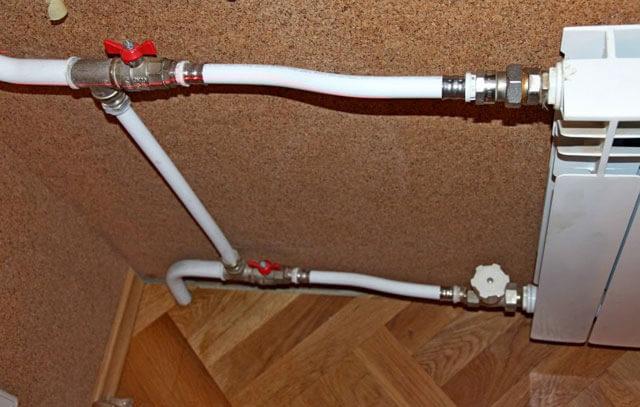 Формы труб для отопления
