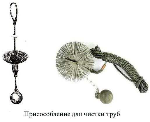Уход за печной трубой