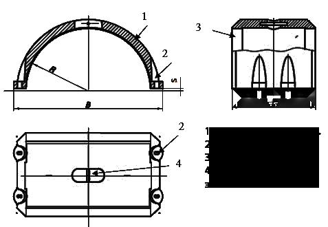 Утяжелители комплект для труб