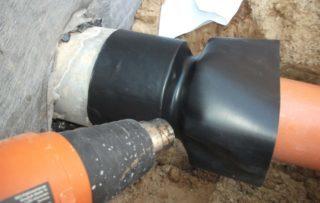 Технология манжет для изоляции трубопровода