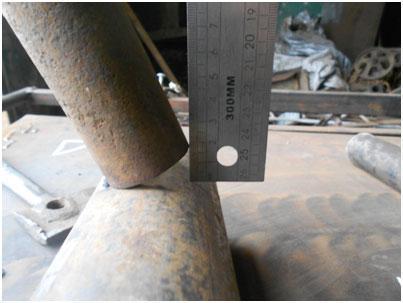 Технология сварки врезок в трубу