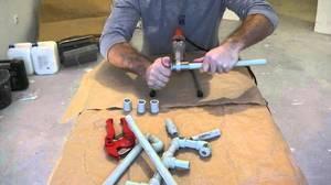 Учимся паять полипропиленовые трубы