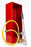 Гидропресс для опрессовки запорной арматуры