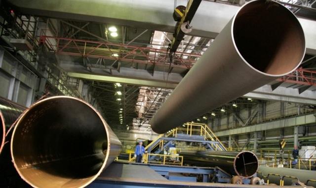 Технология производства стальных электросварных труб