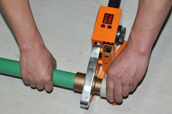 Технология пайки труб время нагрева