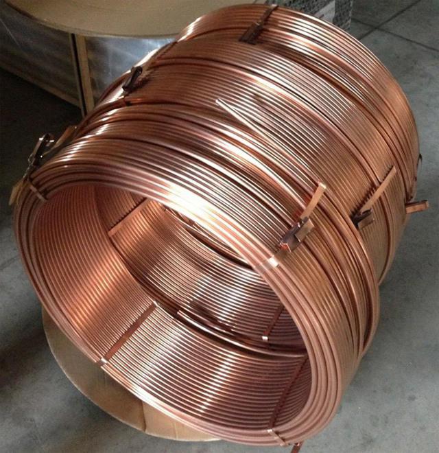 Технология производства медных труб