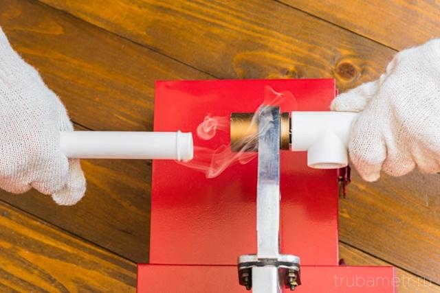 Технология пайки полипропиленовых труб инструкция