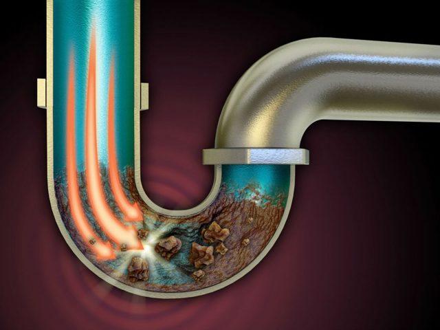 Самое эффективное средство от засора труб в ванной