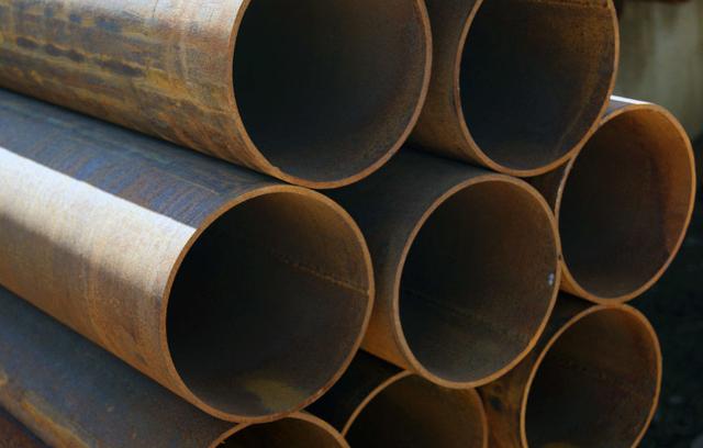 Труба стальная гофрированная водогазопроводная