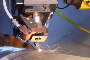 Технология лазерной сварки трубопроводов