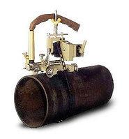 Ручная плазменная резка труб
