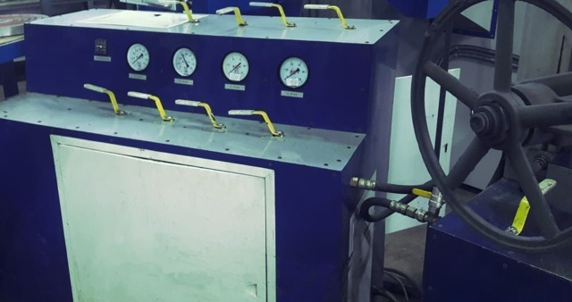 Технология испытаний трубопроводной арматуры