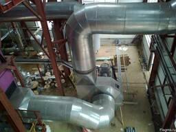 Технологическое оборудование для сборки трубопроводов