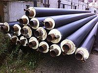 Труба стальная в ппу изоляции с оцинкованным слоем