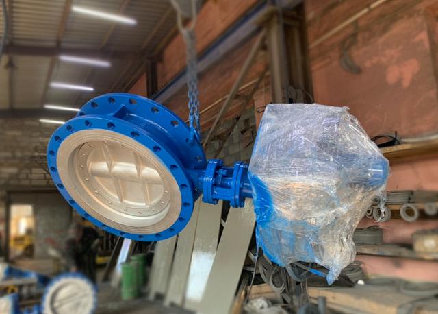Производственная инструкция по ремонту запорной арматуры
