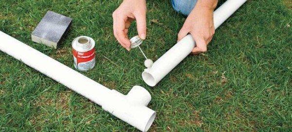 Утюжок для соединения пвх труб