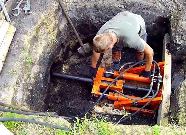 Технология прокладки трубопроводов гнб