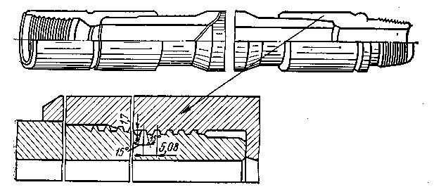 Утяжеленные бурильные трубы использую