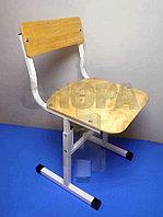 Ученический стул из профильной трубы