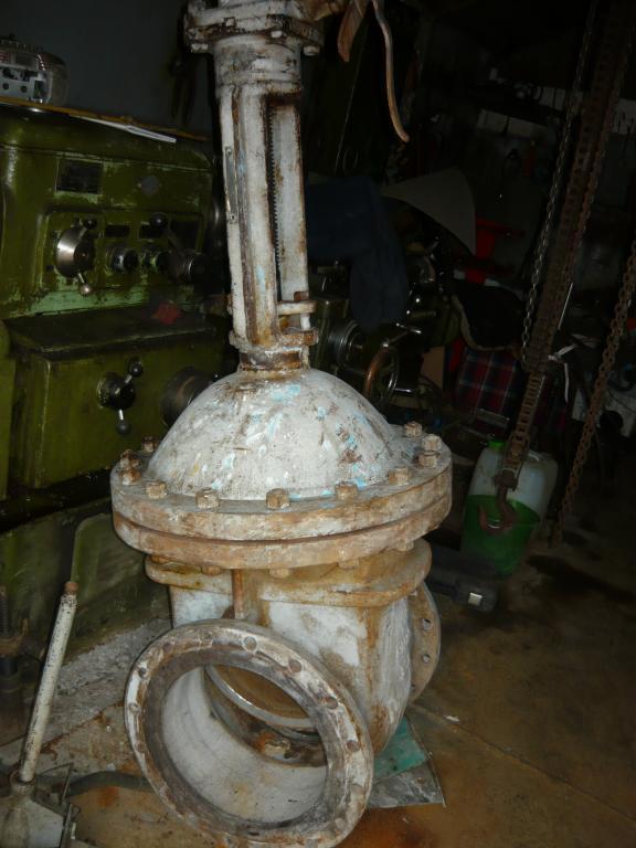 Где может производиться ремонт запорной арматуры