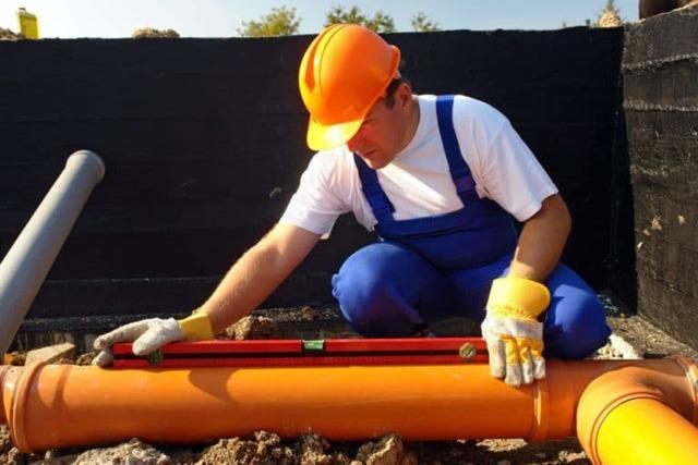 Технология выполнения работы монтаж трубопровода