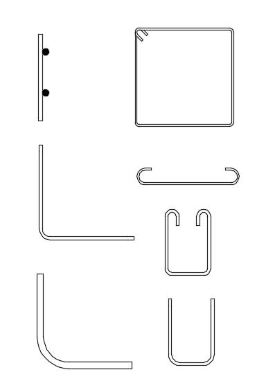 Блоки для автокада запорная арматура