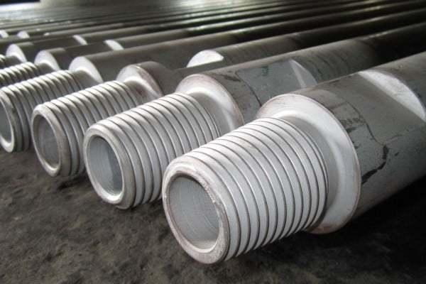 Утяжеленные бурильные трубы состоят из