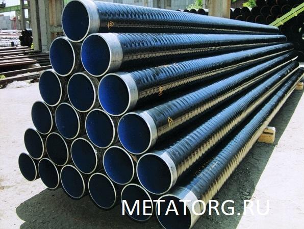 Труба стальная в изоляции диаметром 325