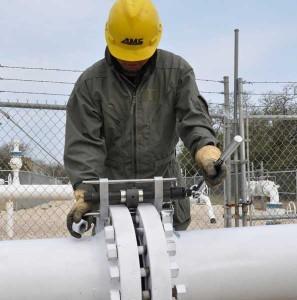 Газовая запорная арматура ее виды