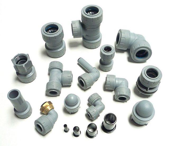 Технология монтажа пластиков труб
