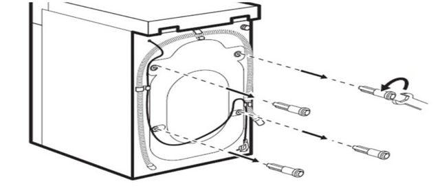Фитинги для двух стиральных машин