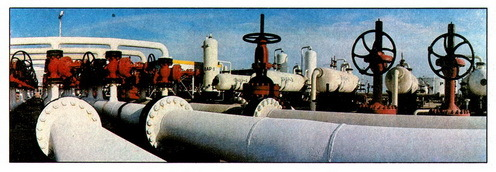 Запорная арматура для газообразного кислорода