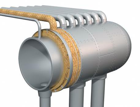 Технология изоляции трубопроводов матами тех мат