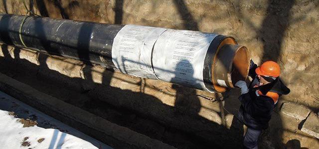 Труба стальная изолированная пенополиуретаном вес