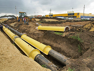 Толщина футляра для трубопровода