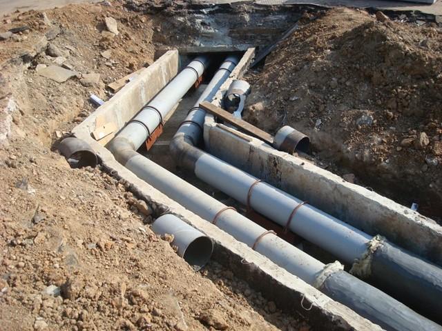 Технология прокладки трубопроводов из металлических труб
