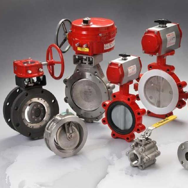 Автоматическая запорная арматура систем отопления