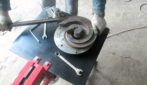 Скамейка из профильной трубы своими руками подробные чертежи